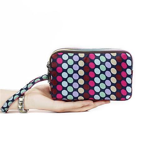 Amazon.com: HUNGRE - Bolso de mano impermeable para mujer ...