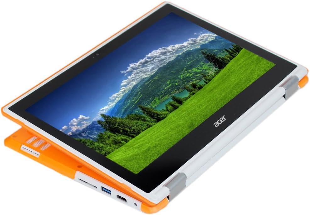 R13 CB5-312T Violet mCover Coque pour 13,3 Acer Chromebook R13 CB5-312T s/érie 2-en-1 Tablette Tactile