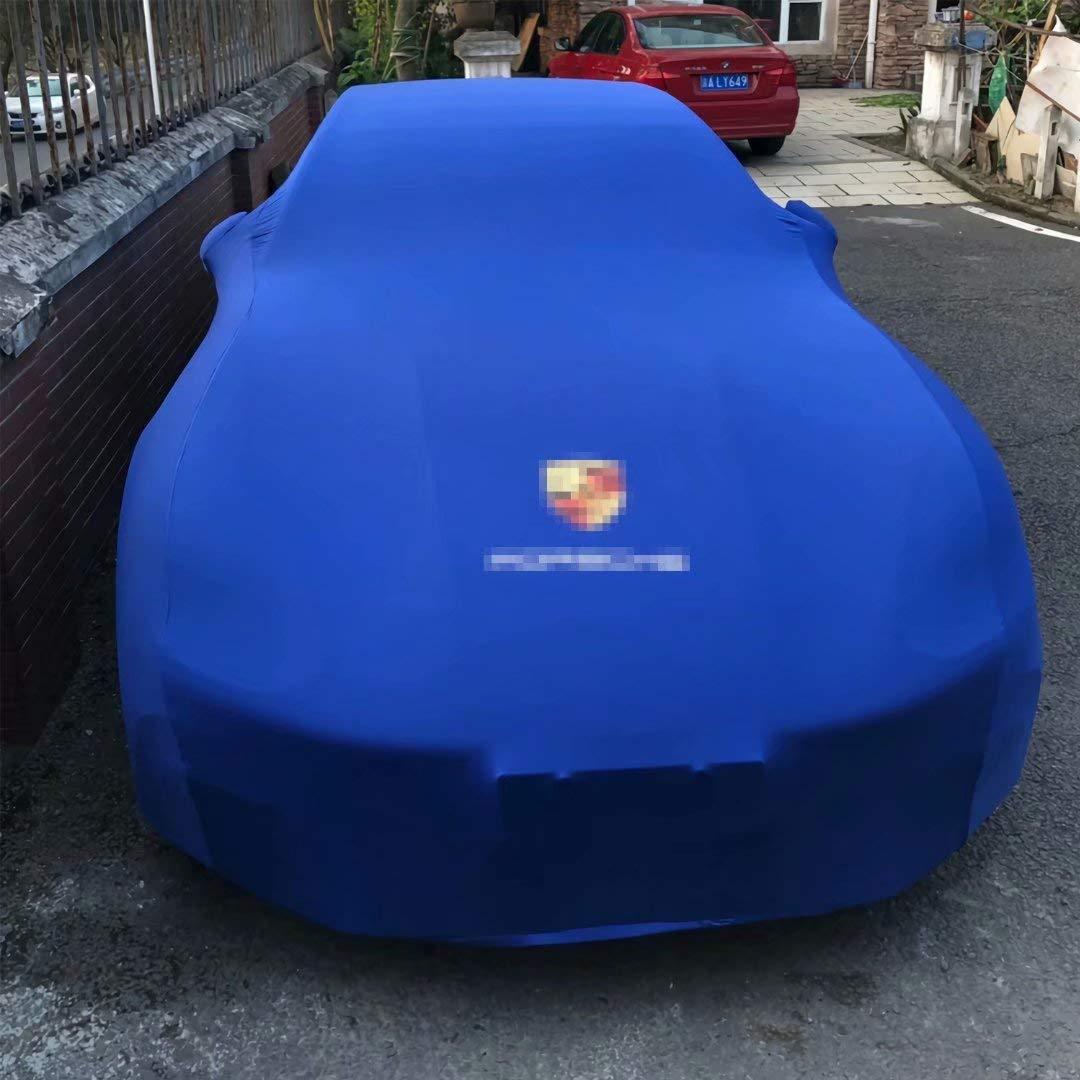 Color : BLUE Copriauto personalizzato Adatto for Ford 1995-1998 Escort Cabriolet convertible,Perfetta vestibilit/à,Protezione dellelasticit/à interna dellintero veicolo Copertura Auto Protettiva