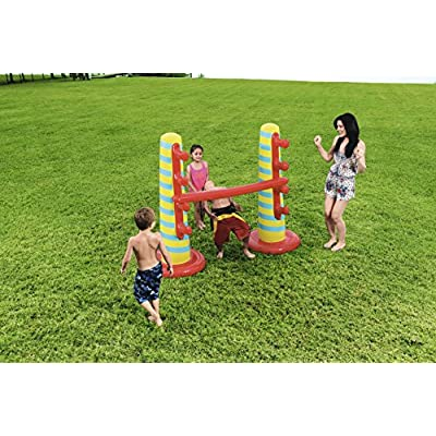 Bestway Limbo Sprinkler Inflatable Water Sprinkler: Toys & Games