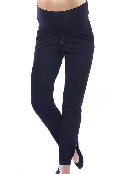 Maternity Casual Comfortable Trousers Pants Over Bump 4060 Mija