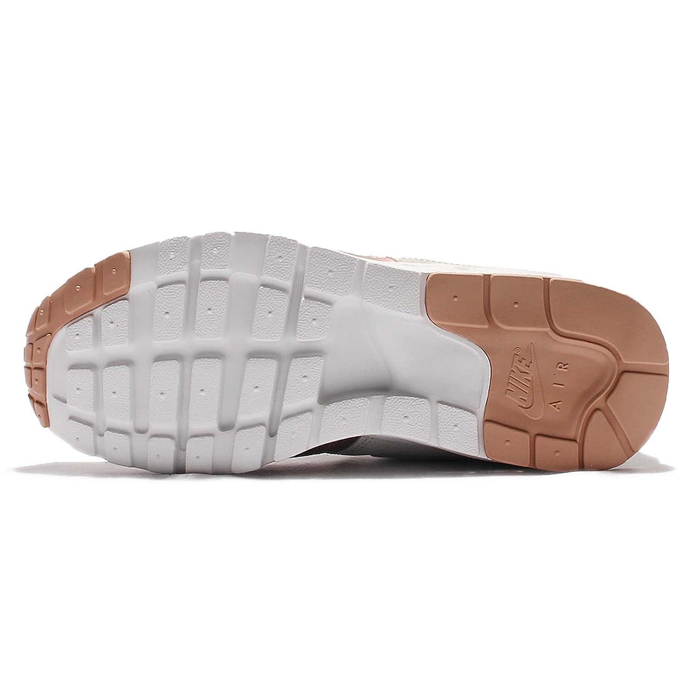 pretty nice db3af a3275 Amazon.com  Nike Womens Wmns Air Max 1 Ultra SE, LIGHT BONELIGHT BONE- MTLC RED BRONZE, 6 US  Fashion Sneakers