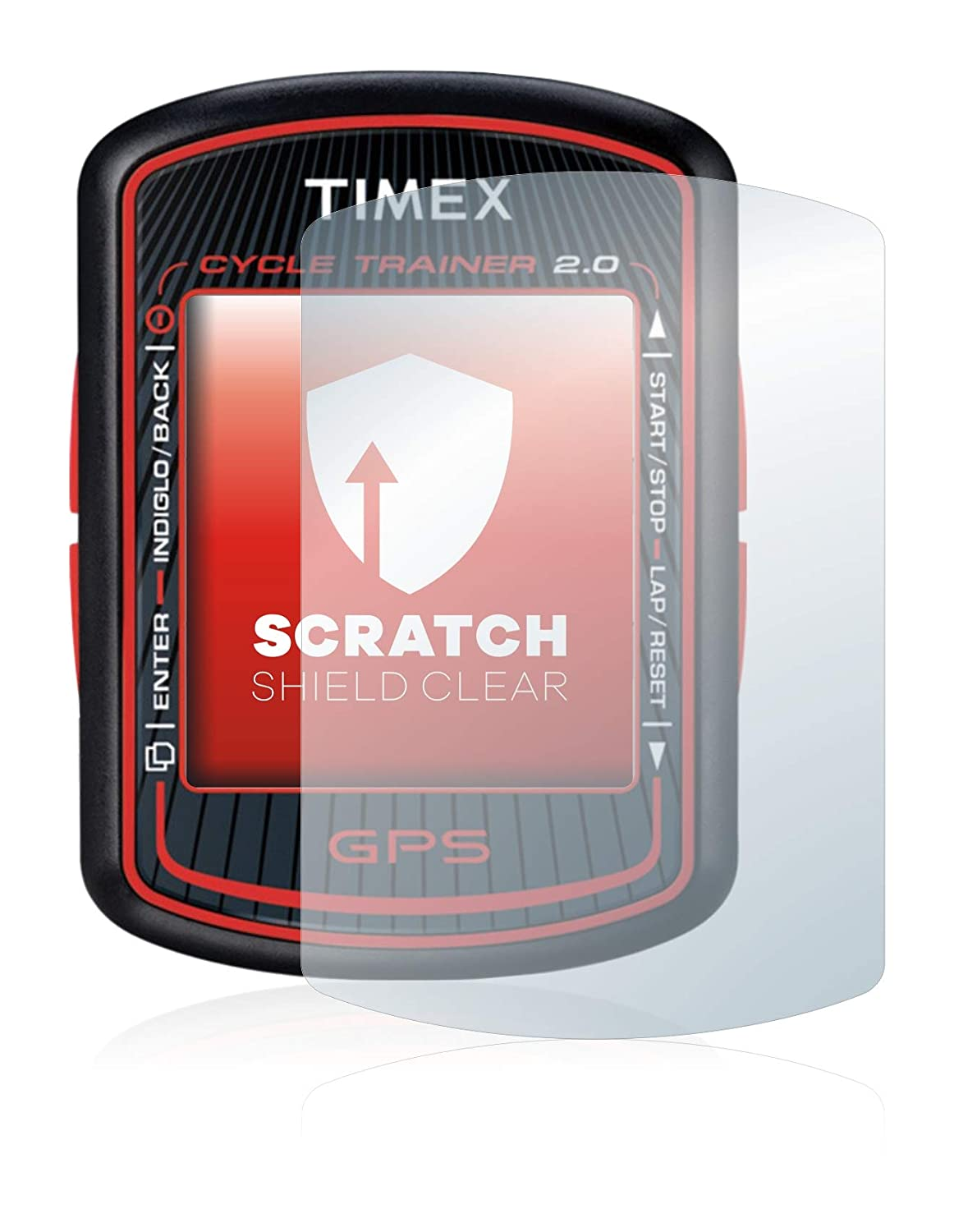 upscreen Protector Pantalla Compatible con Timex Cycle Trainer 2.0 ...