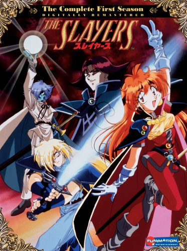 The Slayers: Season 1
