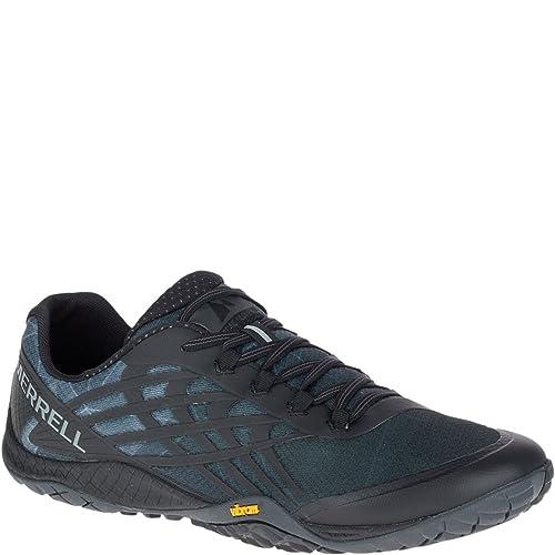 Merrell - Trail Glove 4 Traillaufschuhe, Color Negro, Talla 46.5 EU: Amazon.es: Zapatos y complementos