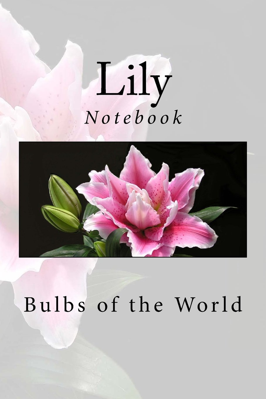 Lily: Notebook, 150 Lined Pages, Softcover, 6
