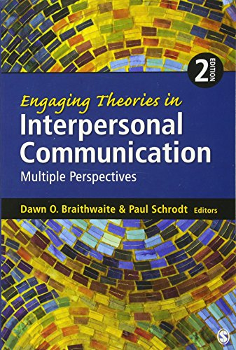 Picture of an Engaging Theories in Interpersonal Communication 1452261407,9781452261409