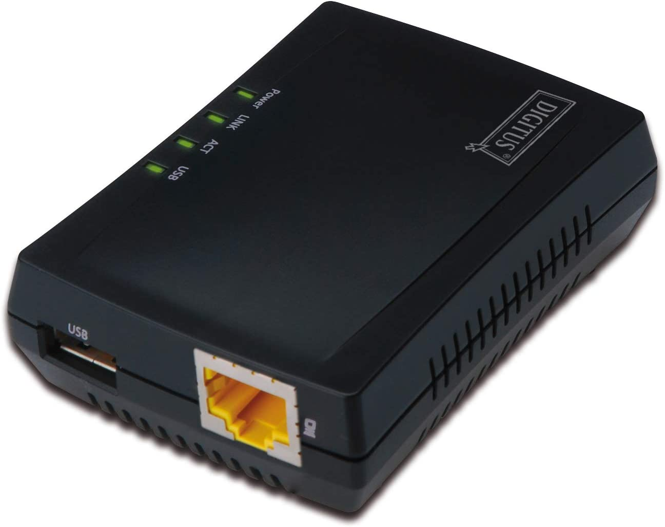 Digitus Fast Ethernet Usb Network Server Computers Accessories