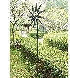 BSD National Supplies Sunshine Rotating Garden Windmill