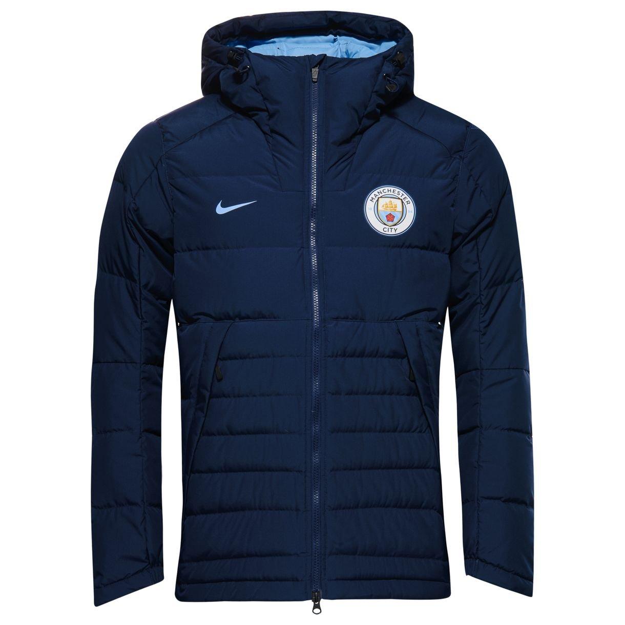 a9fbd2238d049 2016-2017 Man City Nike Core Down Jacket (Navy), Jackets - Amazon Canada
