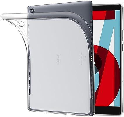 Topace Coque Huawei Mediapad M5 10 8 Coque En Tpu Souple Et Transparente Housse Etui Pour Huawei Mediapad M5 10 8 Transparent Amazon Fr Informatique