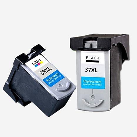 oguan® Cartuchos de impresora compatibles como repuesto para Canon ...