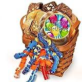 Simply Scrumptous Happy Birthday Muffin Gift Basket