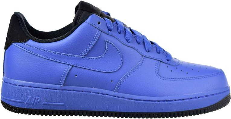 nike air force 1 uomo blu