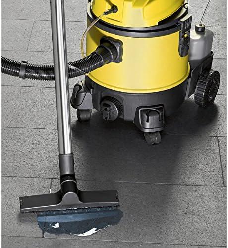 briebe Lava-aspiradora con Limpiador de tapiceria para Coche, alfombras, colchones, aspiradora en humedo seco, depósito de 20 litros residuos, depósito detergente 4 litros, 1200W: Amazon.es: Hogar