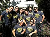Wolf Head Women Crew Neck T Shirts RoyalBlue X-Small