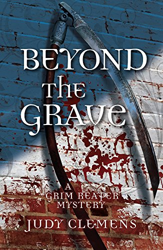 Beyond The Grave Grim Reaper Series Book 5 Kindle Edition By