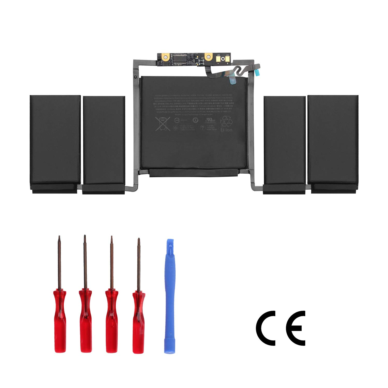 Bateria A1819 49.2wh Para Macbook Pro 13 Inch Touch A1706 Late 2016 Mid 2017 Mlh12ll Mlh12ll/a Mpxv2ll Mpxv2ll/a Series