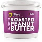 BULK POWDERS Natural Peanut Butter, Smooth, 1 kg Tub