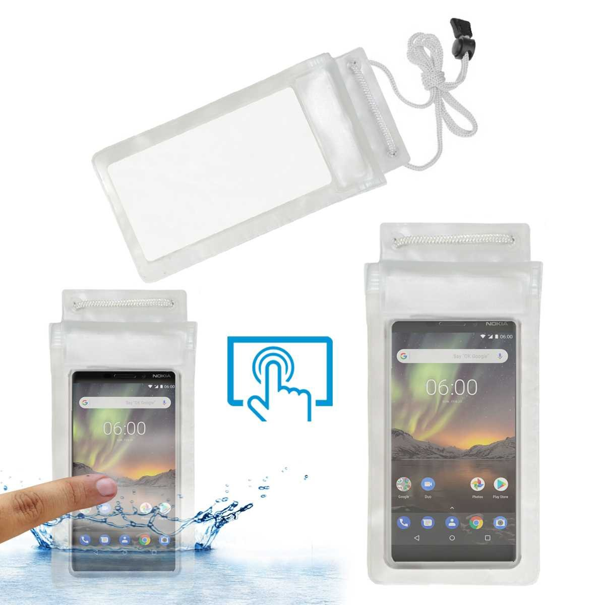 online store 94893 00a50 Acm Waterproof Bag Case for Nokia 6 Mobile: Amazon.in: Electronics