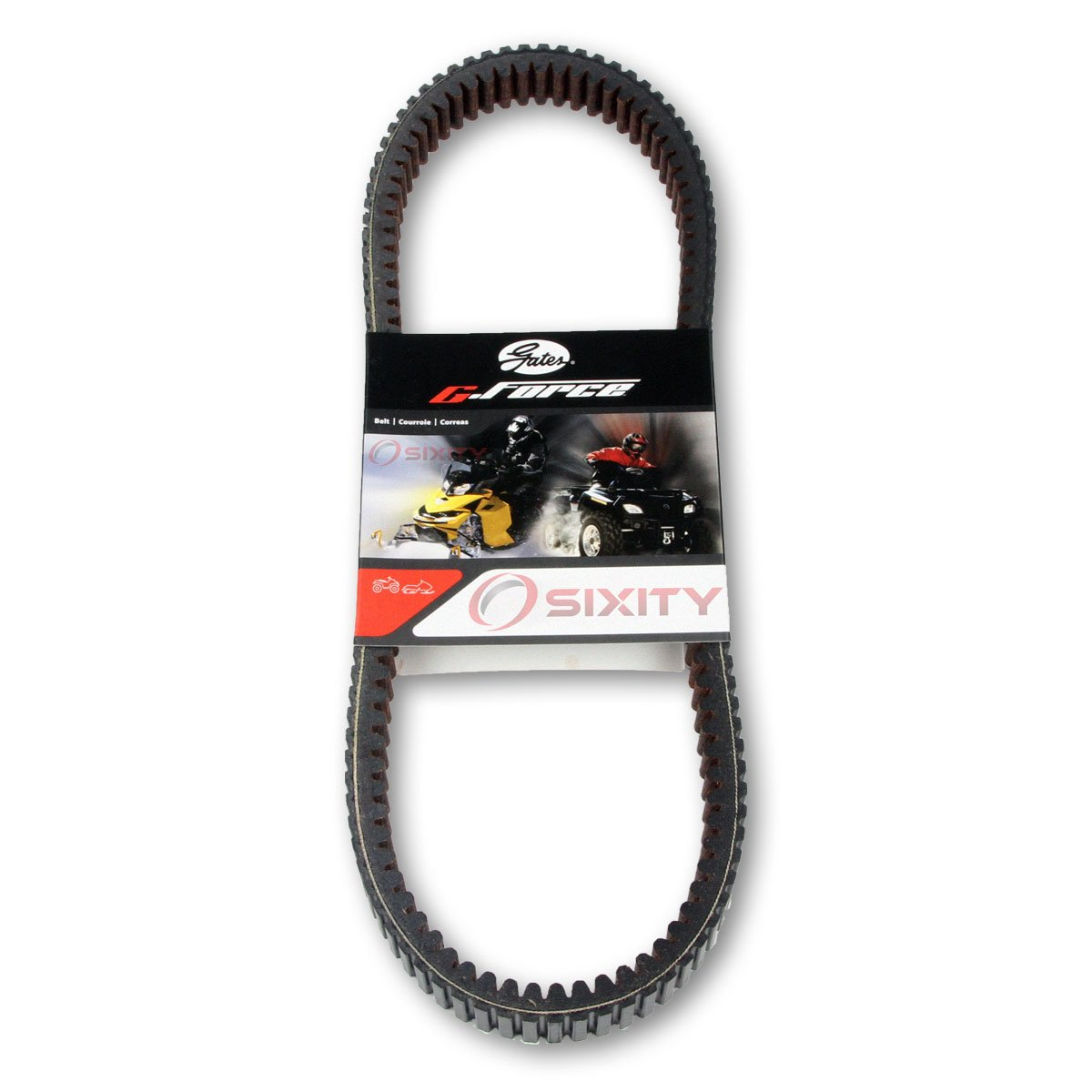 Gates Drive Belt 2013-2015 Polaris Ranger 900 XP EPS G-Force Kevlar Aramid CVT OEM Upgrade Heavy