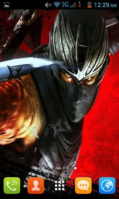 Amazon.com: Ninja Live Wallpaper Best: Appstore for Android