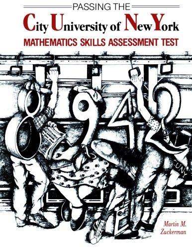 Passing the City University of New York Mathematics Skills Assessment Test