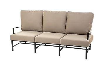 Amazing Caluco Outdoor Patio Furniture San Michele Sofa