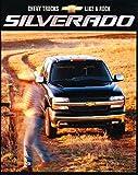 54 chevy truck model - 2002 Chevrolet Chevy Silverado Truck 54-page USA Sales Brochure