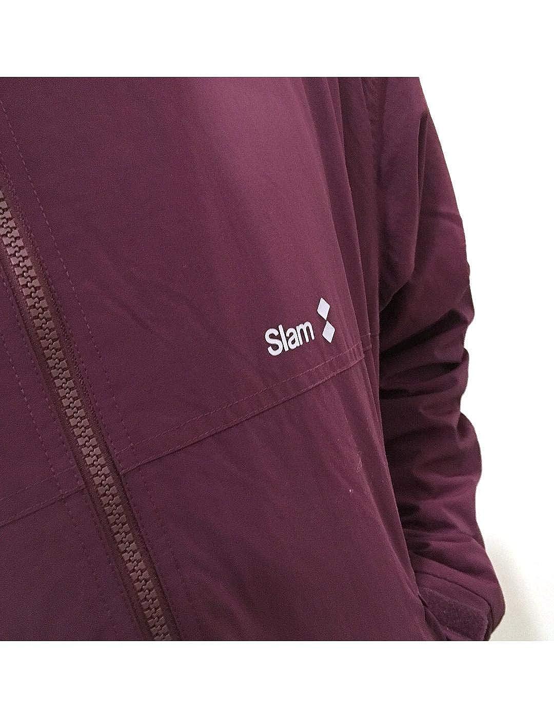 Slam Cazadora Winter Sailing Jacket Granate: Amazon.es ...