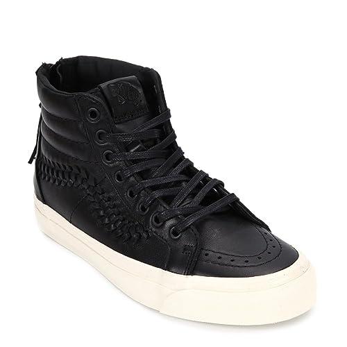 UA SK8-HI WEAVE DX - FOOTWEAR - High-tops & sneakers Vans 9W5GE8W