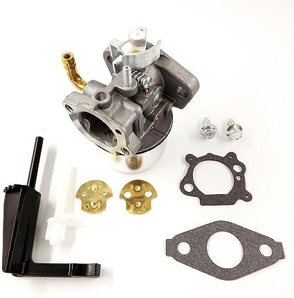 Carburetor Carb For Briggs /& Stratton 693518 698475 698479 591925 Tiller Chipper