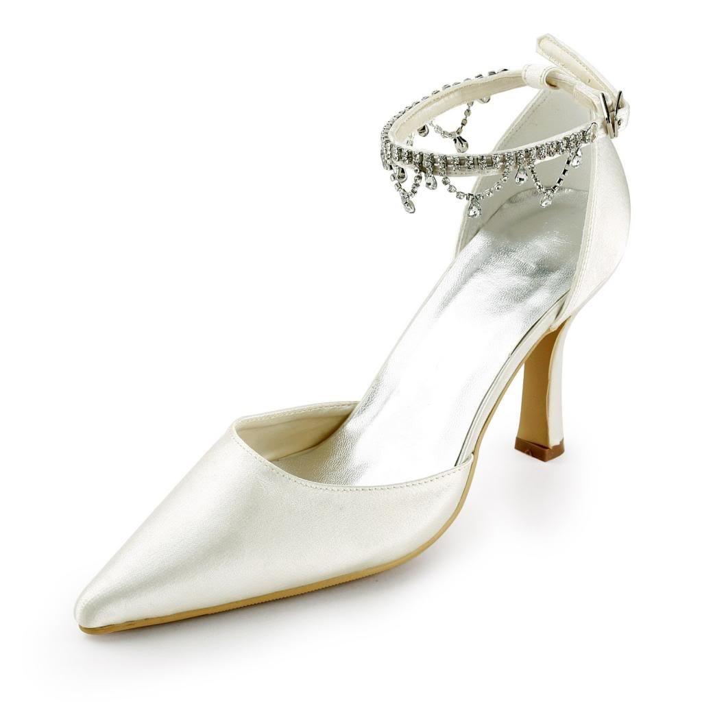 Jia Jia mariage Wedding A314AB chaussures chaussures de mariée mariage Escarpins pour pour femme Beige 3995c34 - latesttechnology.space