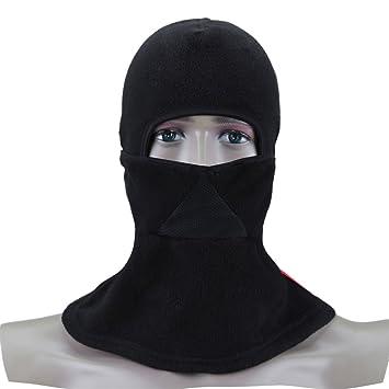 Máscara Balaclava, Timorn Máscara facial de clima frío, Máscara de esquí transpirable suave y