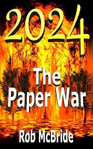 2024 The Paper War (The Consortium Book 1)