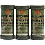 Camo Face Paint Sticks - 3 Pack - 6 Colors by Arcturus Camo