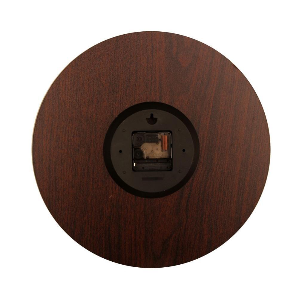Reloj Pared Madera Digital Reloj, Moderno Creativo Nuevo ...