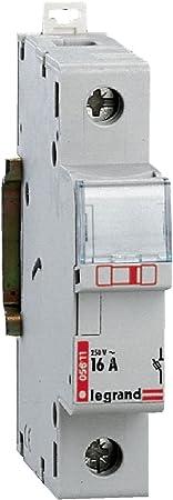Legrand LEG05814 Coupe-circuit domestique 1p pour cartouche 32 A