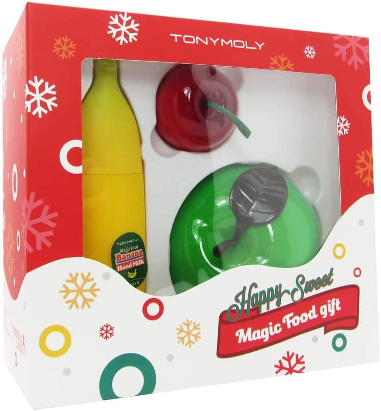 Tony Moly Happy Sweet Magic Food Set: Amazon.es: Belleza