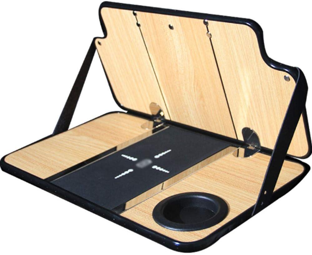 Termaly Klappbarer Auto Rücksitz Tisch Auto Kleine Tischplatte Klappbarer Esstisch Laptop Ständer Schreibtisch High End Anpassung H Garten