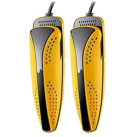 Roful Secador de Zapatos, secador de Zapatos eléctrico telescópico silencioso sin Ruido, secador de