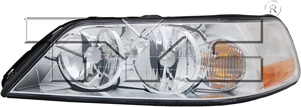 TYC 20-6786-90 Lincoln Town Car Driver Side Headlight Assembly
