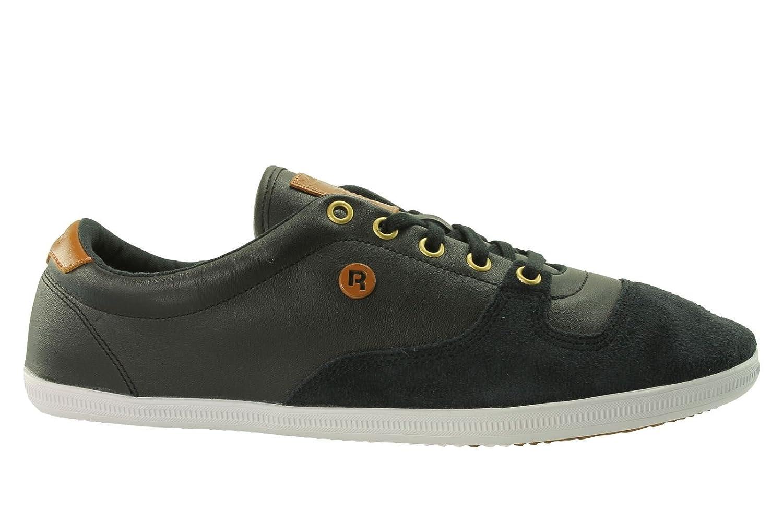Reebok, scarpe da ginnastica uomo nero, nero, nero, Marrone, bianca 4e9edb