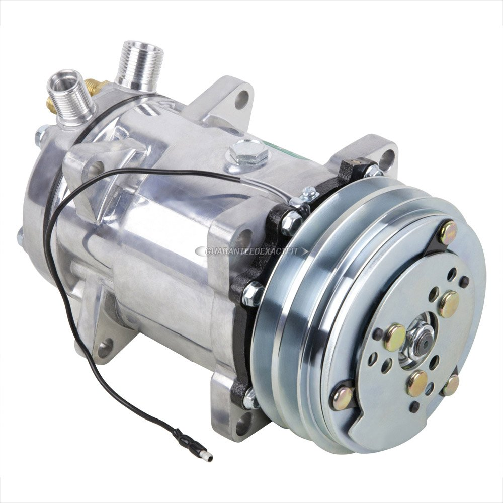 Ac Compressor A C Clutch For Volvo 240 242 244 245 740 1992 Wiring 760 780 940 Buyautoparts 60 01528na New Automotive