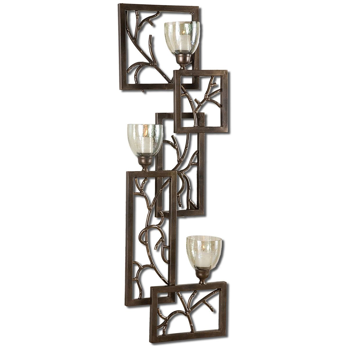 Amazon uttermost iron branches wall sconce 6 x 1425 x 42 amazon uttermost iron branches wall sconce 6 x 1425 x 42 dark bronze home kitchen amipublicfo Gallery