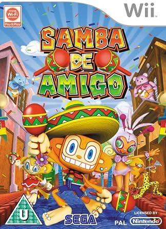 Samba De Amigo (Wii) [Importación inglesa]