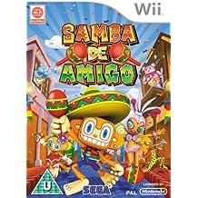 Samba De Amigo - Wii