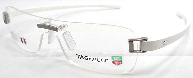 Tag Heuer Panorama Track Rx Eyeglasses Frames Th 3571 006 59x00 ...