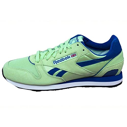 Reebok  Phase Iii Runner  M47060  Color BlueCeladonWhite