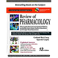 Review of Pharmacology (PGMEE)